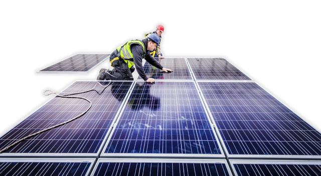panele fotowoltaiczne baterie słoneczne