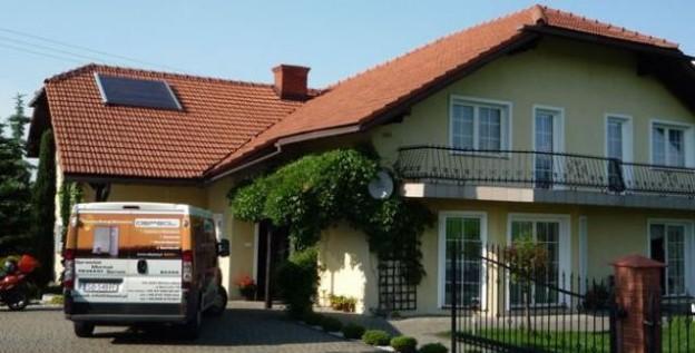 Kolektory słoneczne próżniowe Depsol DS - ogrzewanie wody i domu